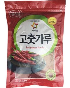 500g Red Chili Powder for Kimchi (coarse)