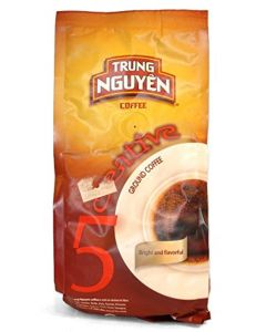 Trung Nguyen Creative-5 Vietnamese Ground Coffee 250G (Buy 1 get 1 FREE)