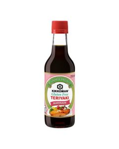 KIKKOMAN 'Without Gluten' Teriyaki Marinade 250 ml