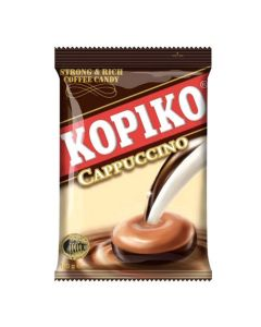 Kopiko Strong & Rich Coffee Candy - Cappuccino Flavour 100g