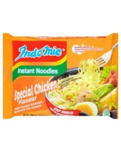 Indomie Special Chicken Instant Noodles, 75 g, Pack of 40