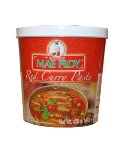 Mae Ploy Curry Paste 400g