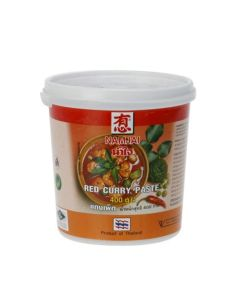 Namjai Red Curry Paste 400G