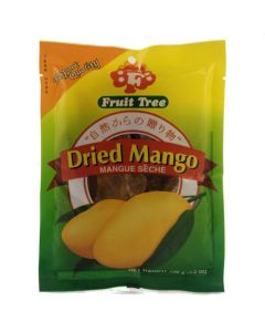 Fruit Tree Dried Mango 100g
