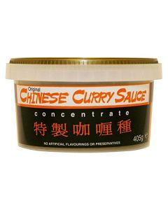 Cooks Chinese Curry Sauce (405g) - Pack of 2