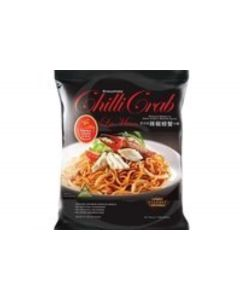 Singapore Chili Crab La Mian - 5.6oz [Pack of 1] by Prima Taste