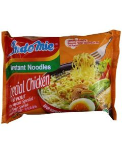 Indomie Mi Goreng Instant Noodle, Special Chicken Rasa Ayam, 2.65 Ounce (Pack of 30)