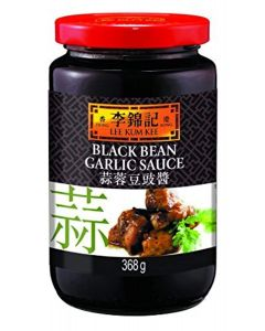 Lee Kum Kee Black Bean Garlic Sauce 368G