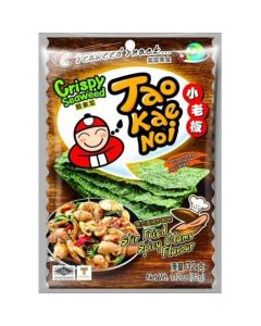 Tao Kae Noi Crispy Seaweed Sir Fried Spicy Clams Flavour (Pack of 6)