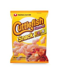 Nong Shim Cuttlefish Flavoured Snack 55g