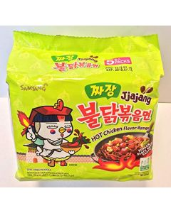Samyang Hot Chicken Flavor Ramen - Jjajang