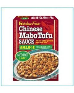 Medium Hot Chinese Mabo Tofu Sauce by House