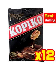 Kopiko Coffee Candy (Pack of 12)