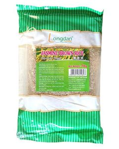 Buffalo Speciality Rice Jasmine Brown Rice No Artificial Colouring 1KG Pack