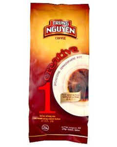 Trung Nguyen Creative 1 Vietnamese Ground Coffee 250G (Buy 1 get 1 FREE)