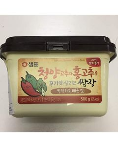 Sempio Ssamjang Seasoned Soybean Paste with Chili 500G