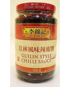 Lee Kum Kee Guilin Chilli Sauce 368G