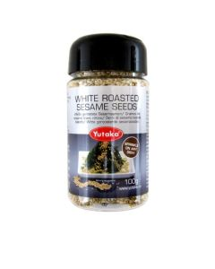 YTK Roasted White Sesame Seeds 100g