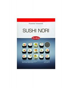 Sushi Nori Seaweed Sheets - Perfect for Sushi Rolls (1 Pack - 5 Sheets)