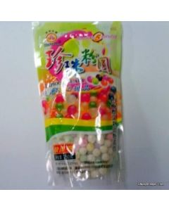 Wufuyuan Colour Tapioca Pearl 250g for Bubble Tea Drink Boba Milk tea (pack of 3)