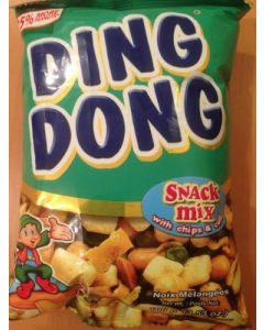 Ding Dong Snack Mix with Chips & Curls 100g x5 packs