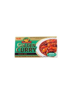 Pack of 2 S&B Golden Japanese Curry Medium Hot - 220G