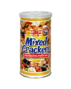 Hapi Mixed Crackers The Original Party Mix 170g
