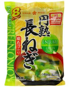 Hikari Instant Miso Spring Onion (8 Servings packs inside)