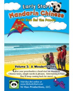 Early Start Mandarin Chinese with Bao Bei the Panda - Vol 3