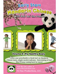 Early Start Mandarin Chinese with Bao Bei the Panda - Vol 4