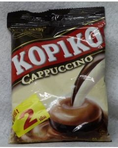 Kopiko Strong Rich Coffee Candy Cappuccino 120g