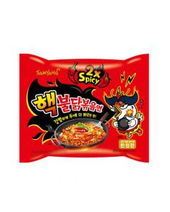 Korean Noodle Samyang 2xSpicy Stir Noodles Hot Chicken Ramen (1 pack)