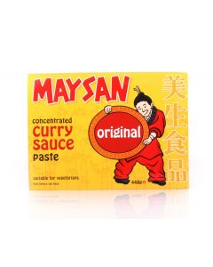 Maysan Original Curry Paste Concentrate - 448g (Pack of 2 packs)