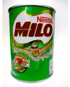 Pack of 2 Nestle Milo ProtoMalt Nutritious Chocolate Malt Drink 400g Made in Singapore
