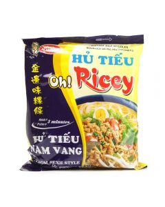 Oh! Ricey Vietnamese Rice Noodles Phnom Penh Style Flavour 70g x 4 packs