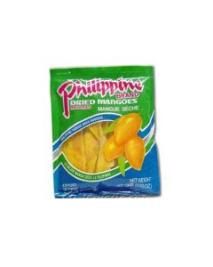 Philippines Dried Mangoes (Preserves) 100g (Pack of 5 packs)