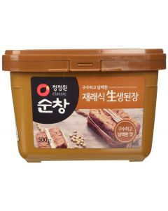 Sun Chang Doen Jang ( Soya Bean Paste) Korean Miso Paste 500g